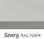 Szary RAL7004