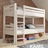 łóżka Drewniane Pojedyncze Podwójne Piętrowe