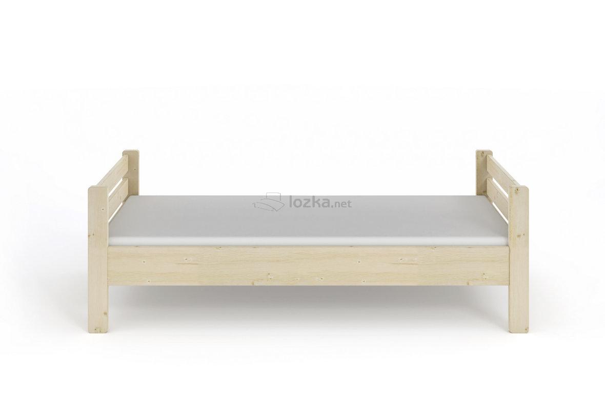 łóżko Dla Dziecka Z Barierką W Opcji Daniel