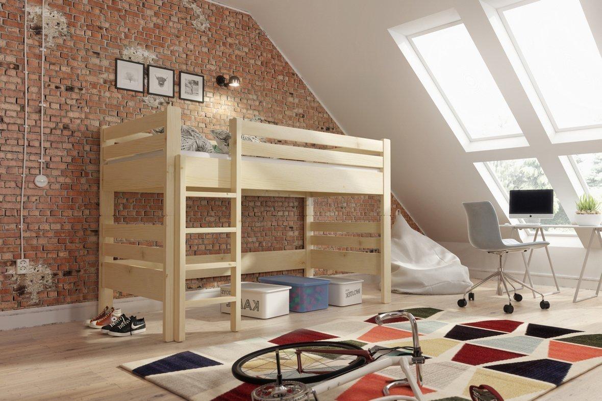 łóżko Piętrowe Rozkładane Na Dwa Pojedyncze łóżka Wojtek