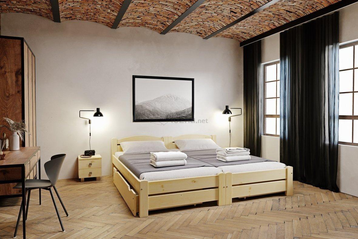 łóżko Hotelowe łączone Magda